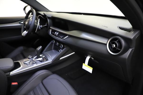 New 2021 Alfa Romeo Stelvio Ti Sport Q4 for sale $56,450 at Maserati of Greenwich in Greenwich CT 06830 22