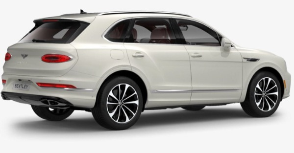 New 2021 Bentley Bentayga Hybrid for sale Call for price at Maserati of Greenwich in Greenwich CT 06830 3