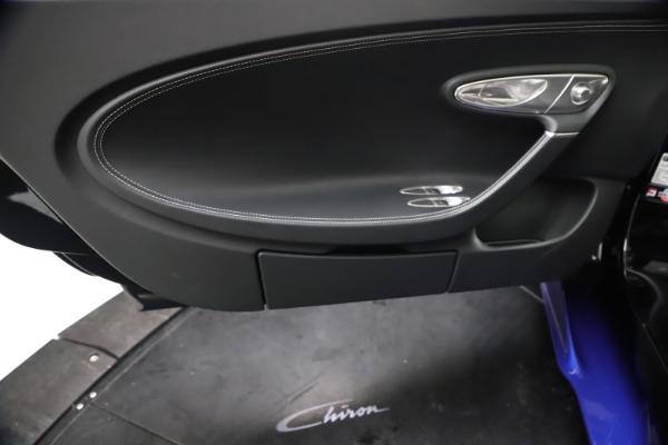 Used 2018 Bugatti Chiron for sale Sold at Maserati of Greenwich in Greenwich CT 06830 18