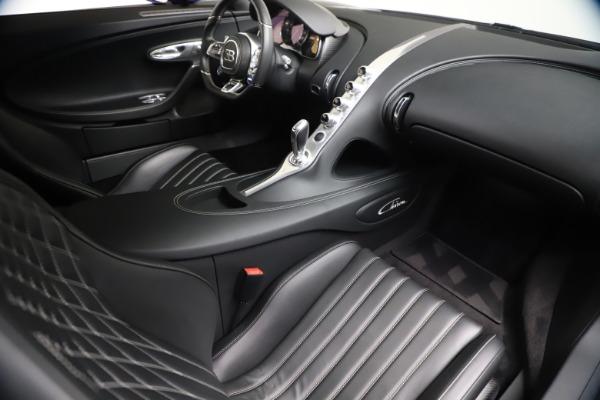 Used 2018 Bugatti Chiron for sale Sold at Maserati of Greenwich in Greenwich CT 06830 19