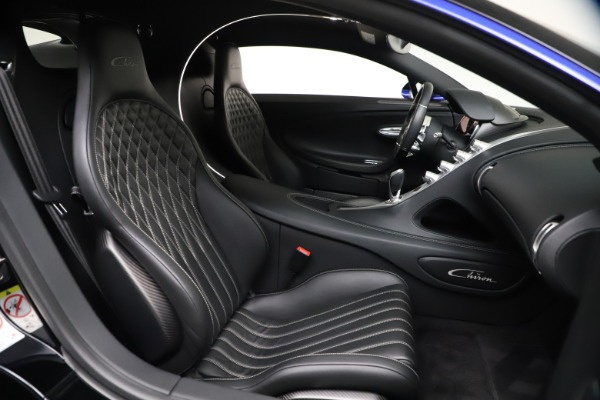 Used 2018 Bugatti Chiron for sale Sold at Maserati of Greenwich in Greenwich CT 06830 21