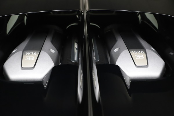 Used 2018 Bugatti Chiron for sale Sold at Maserati of Greenwich in Greenwich CT 06830 27