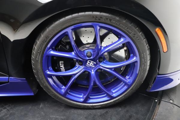 Used 2018 Bugatti Chiron for sale Sold at Maserati of Greenwich in Greenwich CT 06830 28
