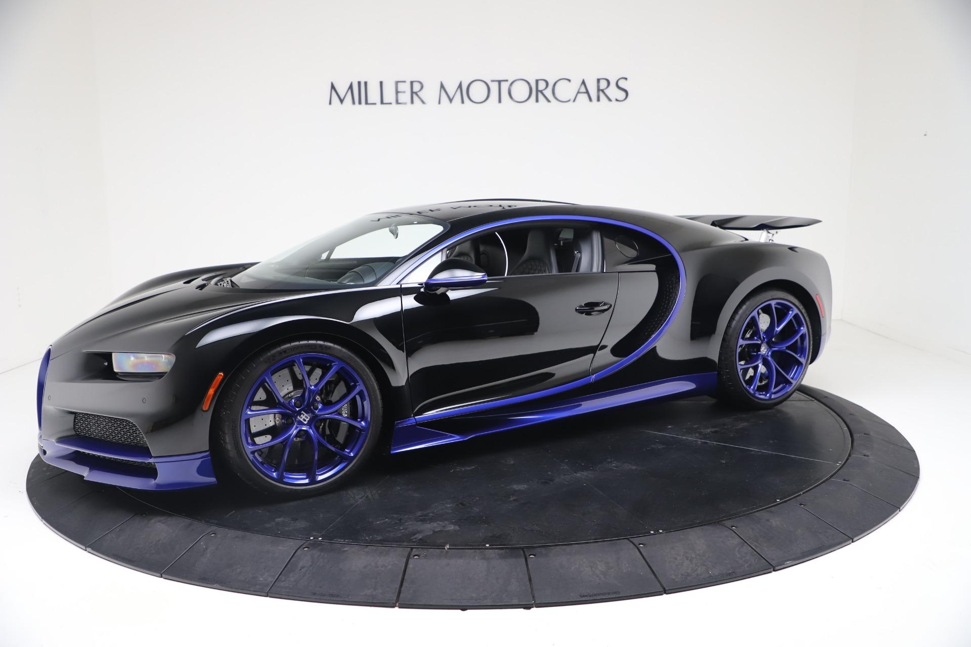 Used 2018 Bugatti Chiron for sale Sold at Maserati of Greenwich in Greenwich CT 06830 1