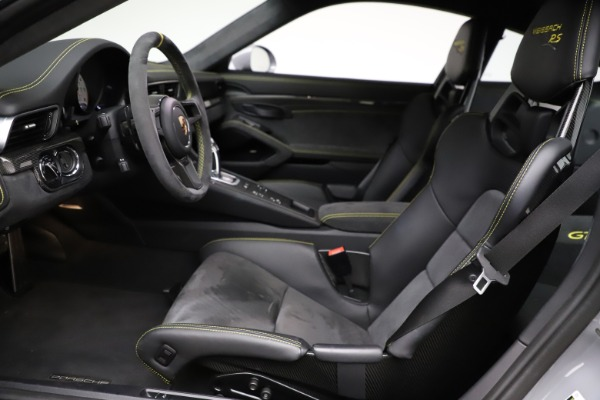 Used 2019 Porsche 911 GT2 RS for sale Sold at Maserati of Greenwich in Greenwich CT 06830 14