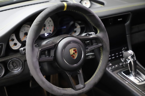 Used 2019 Porsche 911 GT2 RS for sale Sold at Maserati of Greenwich in Greenwich CT 06830 17