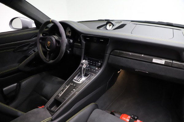 Used 2019 Porsche 911 GT2 RS for sale Sold at Maserati of Greenwich in Greenwich CT 06830 21
