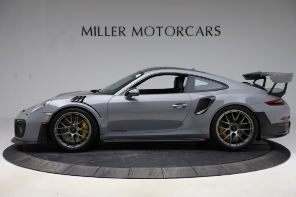 Used 2019 Porsche 911 GT2 RS for sale Sold at Maserati of Greenwich in Greenwich CT 06830 3