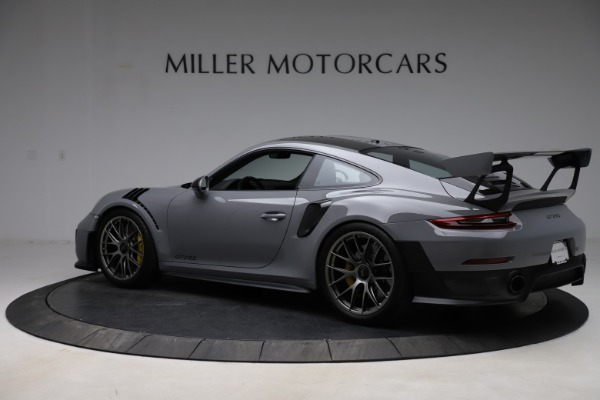 Used 2019 Porsche 911 GT2 RS for sale Sold at Maserati of Greenwich in Greenwich CT 06830 4