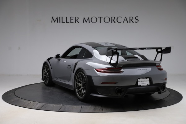 Used 2019 Porsche 911 GT2 RS for sale Sold at Maserati of Greenwich in Greenwich CT 06830 5