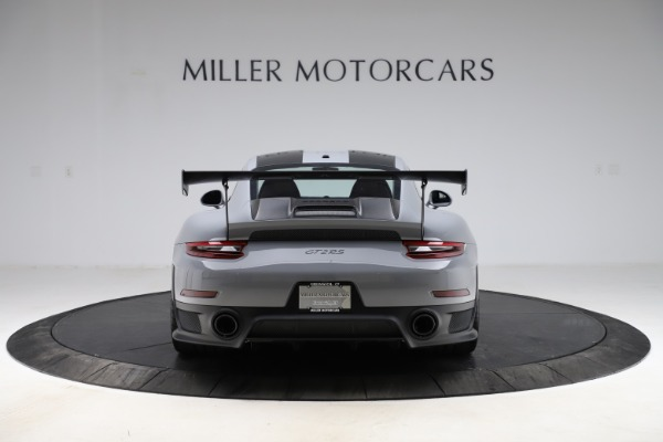 Used 2019 Porsche 911 GT2 RS for sale Sold at Maserati of Greenwich in Greenwich CT 06830 6