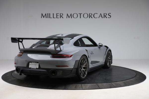 Used 2019 Porsche 911 GT2 RS for sale Sold at Maserati of Greenwich in Greenwich CT 06830 7