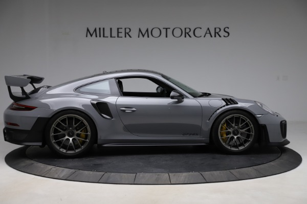 Used 2019 Porsche 911 GT2 RS for sale Sold at Maserati of Greenwich in Greenwich CT 06830 9