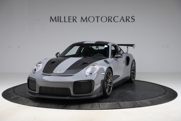 Used 2019 Porsche 911 GT2 RS for sale Sold at Maserati of Greenwich in Greenwich CT 06830 1