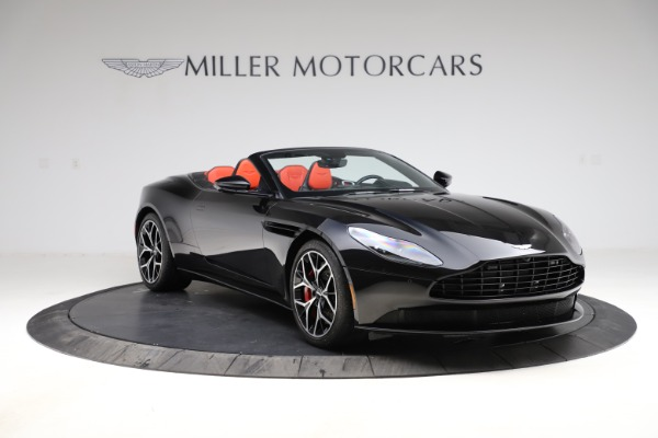 Used 2019 Aston Martin DB11 Volante for sale $209,990 at Maserati of Greenwich in Greenwich CT 06830 10