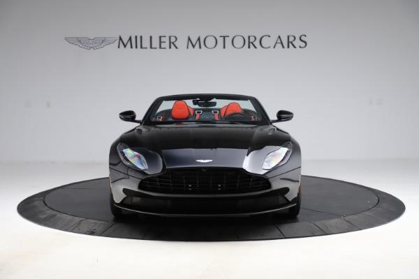 Used 2019 Aston Martin DB11 Volante for sale $209,990 at Maserati of Greenwich in Greenwich CT 06830 11