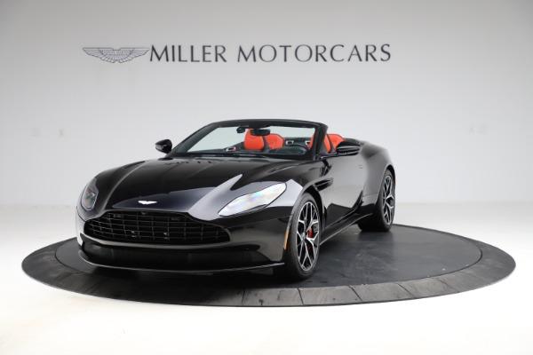 Used 2019 Aston Martin DB11 Volante for sale $209,990 at Maserati of Greenwich in Greenwich CT 06830 12