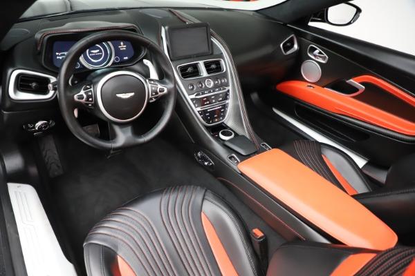 Used 2019 Aston Martin DB11 Volante for sale $209,990 at Maserati of Greenwich in Greenwich CT 06830 13