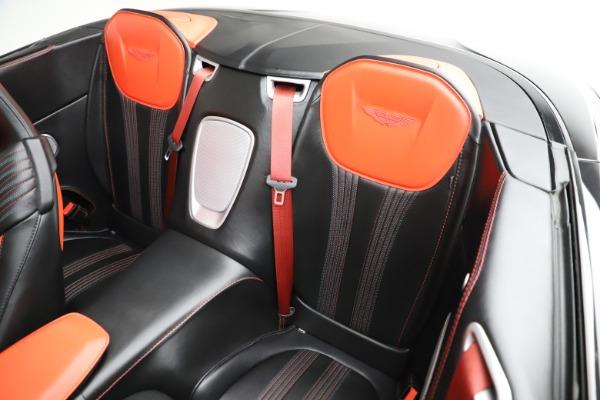 Used 2019 Aston Martin DB11 Volante for sale $209,990 at Maserati of Greenwich in Greenwich CT 06830 18