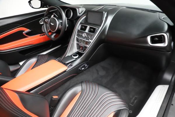 Used 2019 Aston Martin DB11 Volante for sale $209,990 at Maserati of Greenwich in Greenwich CT 06830 20