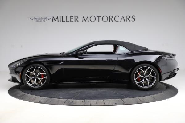 Used 2019 Aston Martin DB11 Volante for sale $209,990 at Maserati of Greenwich in Greenwich CT 06830 24