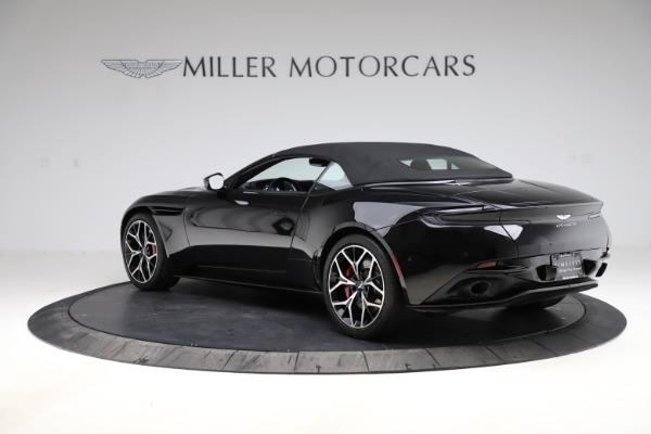 Used 2019 Aston Martin DB11 Volante for sale $209,990 at Maserati of Greenwich in Greenwich CT 06830 25