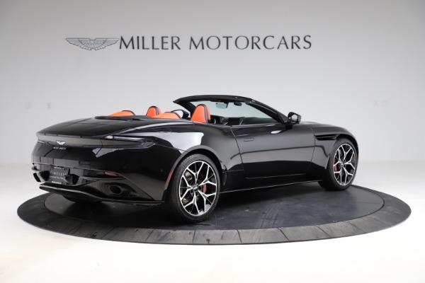 Used 2019 Aston Martin DB11 Volante for sale $209,990 at Maserati of Greenwich in Greenwich CT 06830 7