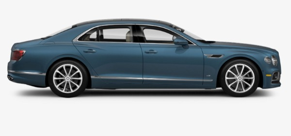 New 2021 Bentley Flying Spur V8 for sale $226,725 at Maserati of Greenwich in Greenwich CT 06830 2
