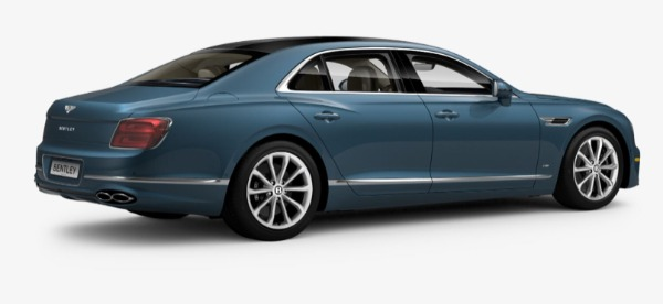 New 2021 Bentley Flying Spur V8 for sale $226,725 at Maserati of Greenwich in Greenwich CT 06830 3