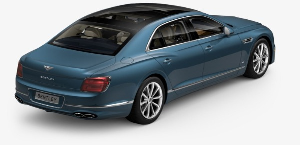 New 2021 Bentley Flying Spur V8 for sale $226,725 at Maserati of Greenwich in Greenwich CT 06830 4