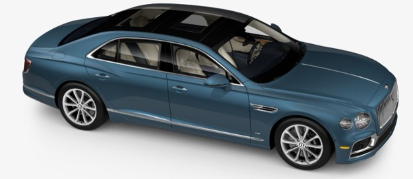 New 2021 Bentley Flying Spur V8 for sale $226,725 at Maserati of Greenwich in Greenwich CT 06830 5