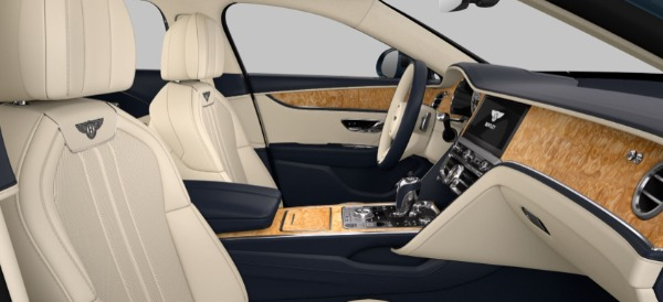 New 2021 Bentley Flying Spur V8 for sale $226,725 at Maserati of Greenwich in Greenwich CT 06830 7