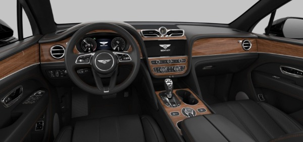 New 2021 Bentley Bentayga Hybrid V6 for sale $204,055 at Maserati of Greenwich in Greenwich CT 06830 10