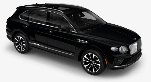 New 2021 Bentley Bentayga Hybrid V6 for sale $204,055 at Maserati of Greenwich in Greenwich CT 06830 2