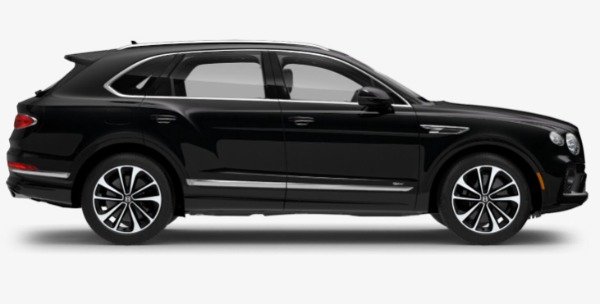 New 2021 Bentley Bentayga Hybrid V6 for sale $204,055 at Maserati of Greenwich in Greenwich CT 06830 3