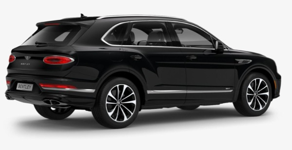 New 2021 Bentley Bentayga Hybrid V6 for sale $204,055 at Maserati of Greenwich in Greenwich CT 06830 5