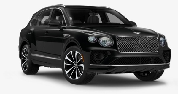 New 2021 Bentley Bentayga Hybrid for sale Call for price at Maserati of Greenwich in Greenwich CT 06830 1