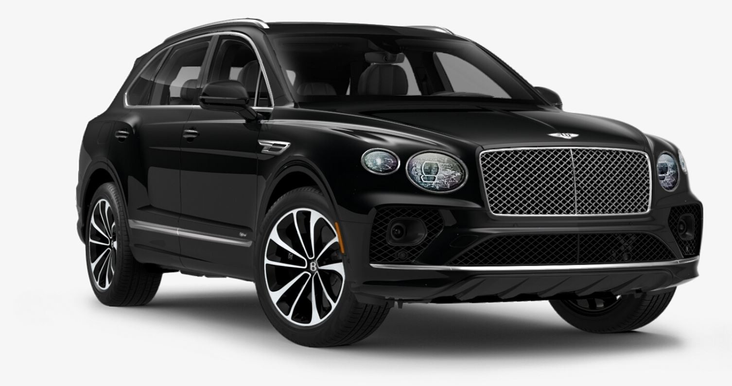 New 2021 Bentley Bentayga Hybrid V6 for sale $204,055 at Maserati of Greenwich in Greenwich CT 06830 1