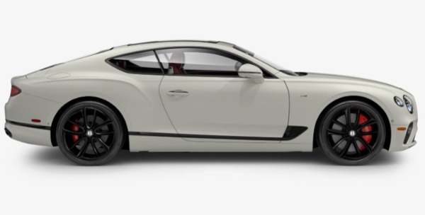 New 2021 Bentley Continental GT V8 for sale $270,170 at Maserati of Greenwich in Greenwich CT 06830 2
