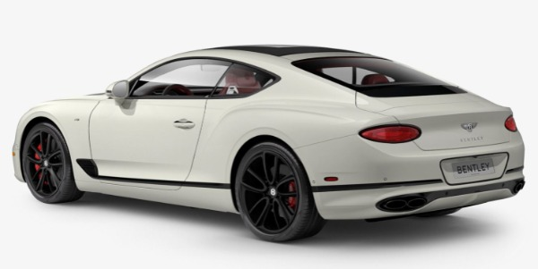 New 2021 Bentley Continental GT V8 for sale $270,170 at Maserati of Greenwich in Greenwich CT 06830 3