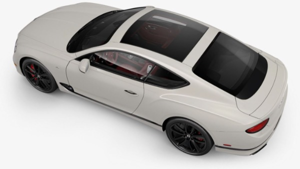New 2021 Bentley Continental GT V8 for sale $270,170 at Maserati of Greenwich in Greenwich CT 06830 4