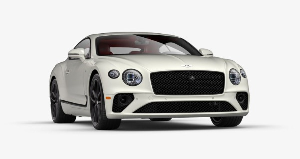 New 2021 Bentley Continental GT V8 for sale $270,170 at Maserati of Greenwich in Greenwich CT 06830 5