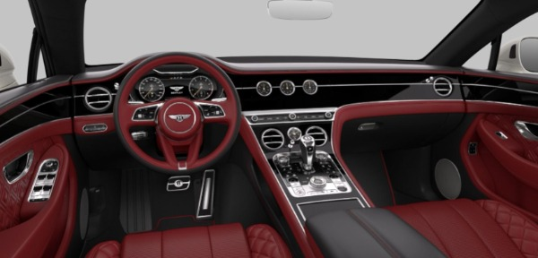 New 2021 Bentley Continental GT V8 for sale $270,170 at Maserati of Greenwich in Greenwich CT 06830 6