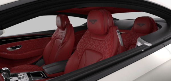 New 2021 Bentley Continental GT V8 for sale $270,170 at Maserati of Greenwich in Greenwich CT 06830 7