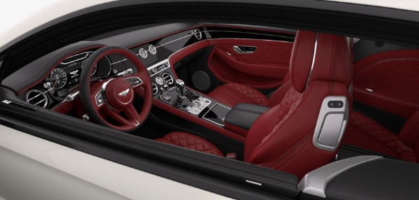 New 2021 Bentley Continental GT V8 for sale $270,170 at Maserati of Greenwich in Greenwich CT 06830 8