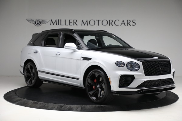 New 2021 Bentley Bentayga V8 First Edition for sale Sold at Maserati of Greenwich in Greenwich CT 06830 10