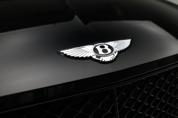 New 2021 Bentley Bentayga V8 First Edition for sale Sold at Maserati of Greenwich in Greenwich CT 06830 13