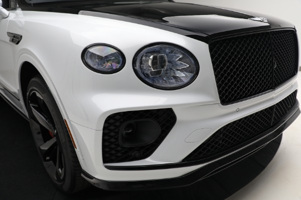 New 2021 Bentley Bentayga V8 First Edition for sale Sold at Maserati of Greenwich in Greenwich CT 06830 14