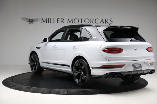 New 2021 Bentley Bentayga V8 First Edition for sale Sold at Maserati of Greenwich in Greenwich CT 06830 4