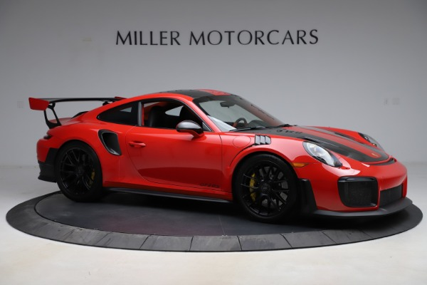 Used 2018 Porsche 911 GT2 RS for sale $325,900 at Maserati of Greenwich in Greenwich CT 06830 10